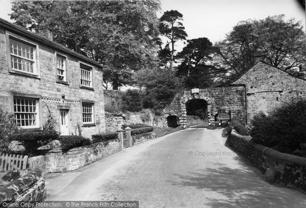 Bolton Abbey, The Archway c.1955