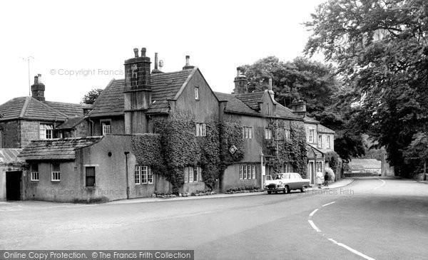Bolton Abbey, The Devonshire Arms c.1965
