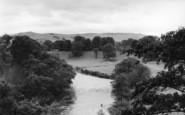 Bolton Abbey, The River c.1960