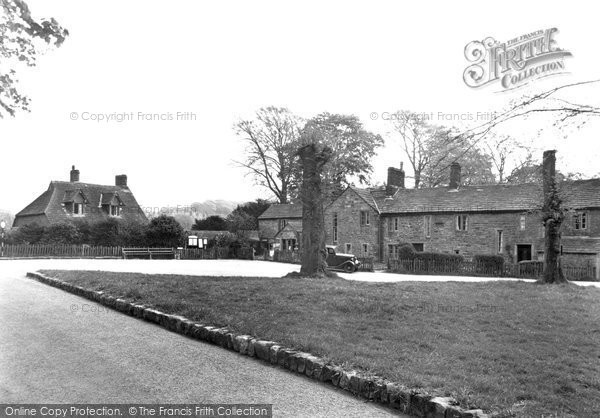 Bolton Abbey, The Village Green c.1950