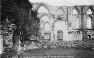 Bolton Abbey, Transept Arches c.1900