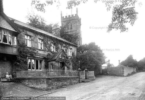 Bolton By Bowland, Church Gates 1921