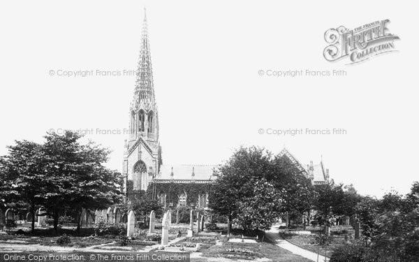 Bolton, Darcy Lever Church 1895