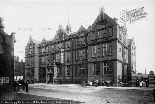Bolton, Higher Grade Schools 1897