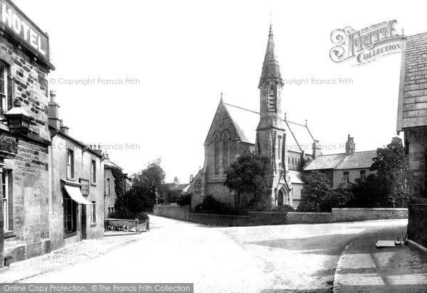 Bolton Le Sands, Catholic Church 1898