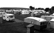 Bolton-Le-Sands, Morecambe Lodge Caravan Site c.1965