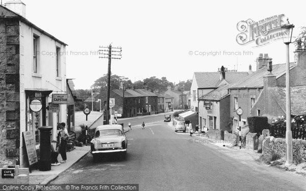 Bolton Le Sands, The Village 1962