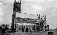 Bolton, St Peter's Church 1893