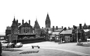 Bolton, The Royal Infirmary c.1955