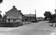 Bolton, The Village c.1955