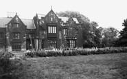 Bolton-Upon-Dearne, Bolton Hall c.1955