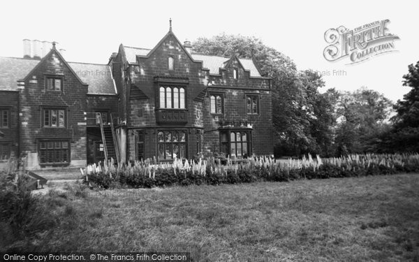 Photo of Bolton-Upon-Dearne, Bolton Hall c1955
