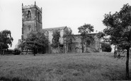 Bolton-Upon-Dearne, St Andrew's Church c.1960