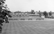 Bolton-Upon-Dearne, The Bowling Green c.1960