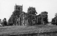 Bolton-Upon-Dearne, The Parish Church c.1960