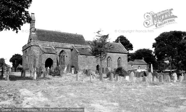Boltongate, All Saints Church c.1955