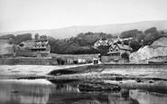 Bonchurch, Beach c.1875