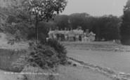Bonchurch, East Dene From The South c.1955