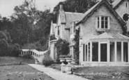 Bonchurch, East Dene House, The Terrace c.1955