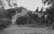 Bonchurch, East Dene, The Guest House c.1955