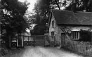 Bonchurch, Eastdene Lodge c.1955