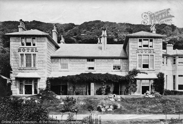 Bonchurch, Hotel c.1876