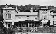 Photo of Bonchurch, Hotel c1876