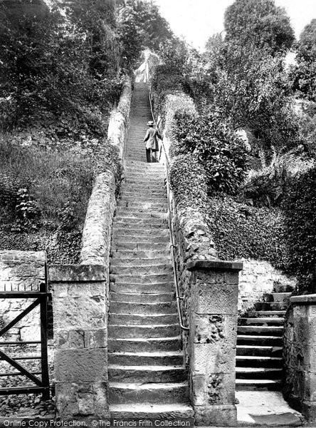 Bonchurch, Jacob's Ladder 1918