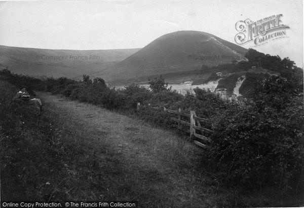 Bonchurch, St Boniface Downs 1913