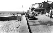 Bonchurch, The Beach c.1960