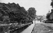 Bonchurch, The Pond c.1876
