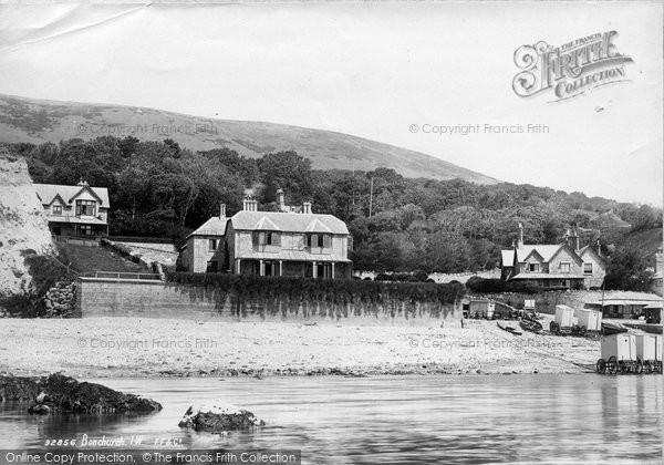 Bonchurch, The Quay 1893