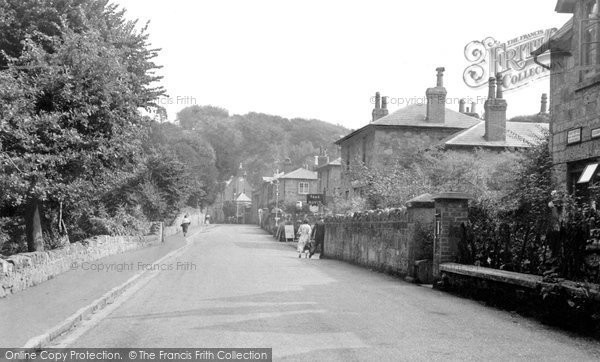 Bonchurch, The Village c.1955