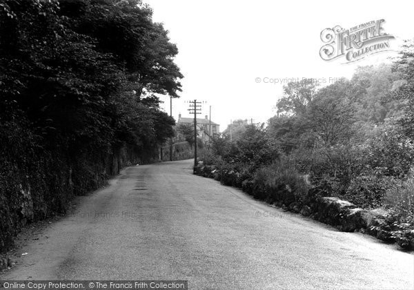 Bonsall, Clatterway c.1955