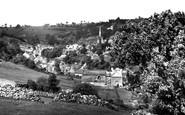Bonsall, General View c.1955