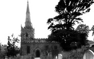 Bonsall, St James' Church c.1950