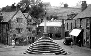 Bonsall, The Cross c.1955