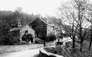 Bontddu, The Village 1889