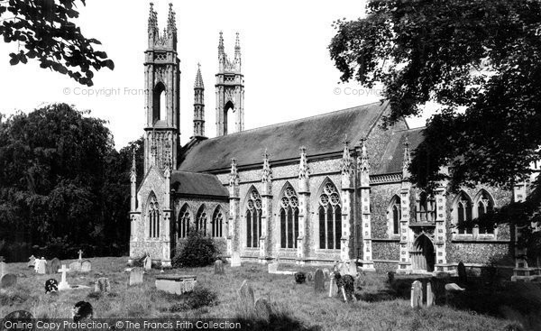 Booton, Church Of St Michael The Archangel c.1960