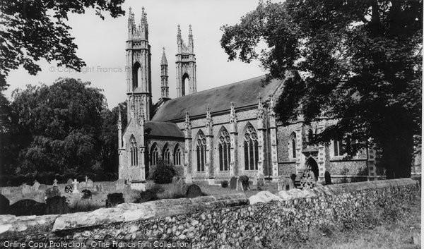 Booton, Church Of St Michael The Archangel c.1965
