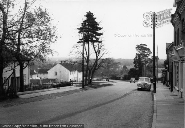 Bordon, Chalet Hill c.1960