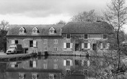 Bordon, Headley Mill Lake c.1960
