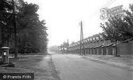 Bordon, Infantry Married Quarters 1919