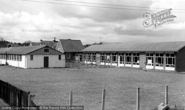 Bordon, Weyford Junior School c.1960