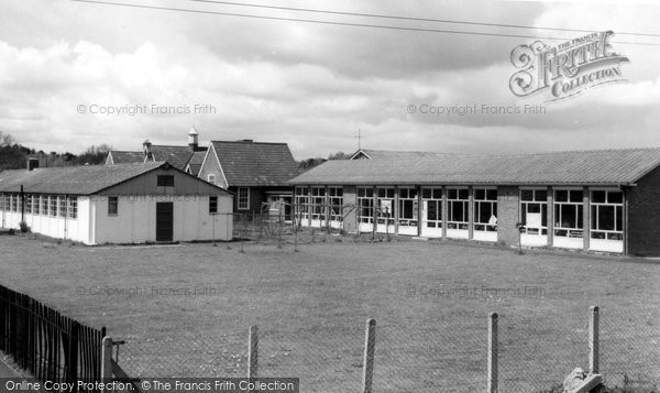 Photo of Bordon, Weyford Junior School c1960
