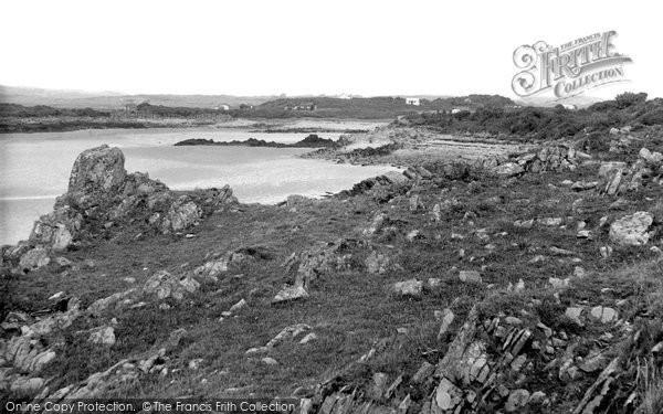 Borgue, Carrick Bay c.1955