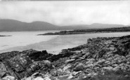 Borgue, Carrick Shore c.1955