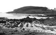 Borgue, The Doon Shore c.1955