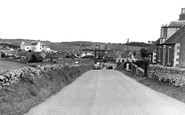 Borgue, The Village c.1955