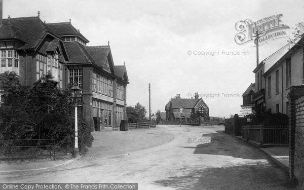 Borough Green, 1901